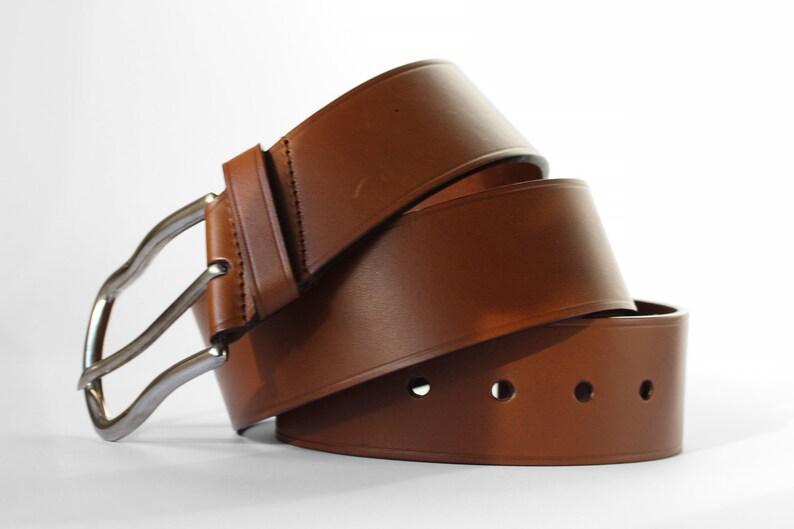 16d345b6d4 90s Prada belt / cinturon piel Prada / sinturon piel mujer / | Etsy