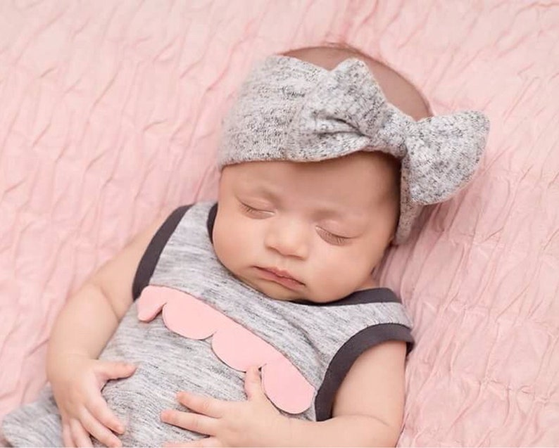 Top Knot headband top knot headband baby girl top knot  cb67ab94292