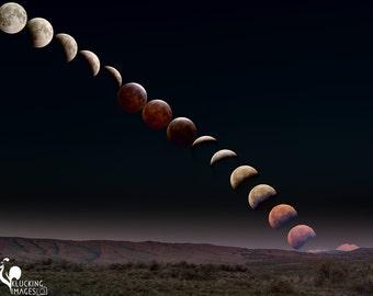 My Lunar Eclipse, Lunar Eclipse 4/4/2015