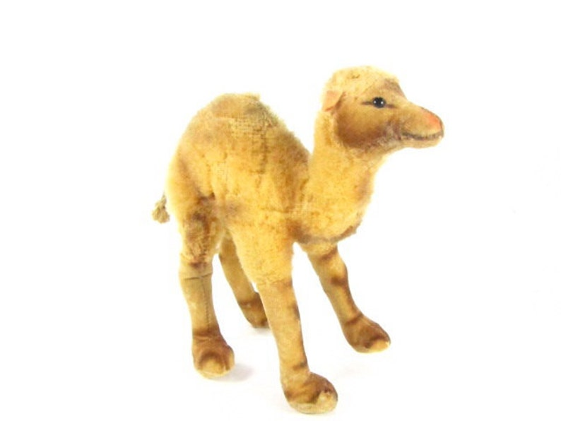 detailed look 3740f f2183 Vintage Steiff Camel, Vintage Stuffed camel,Toy, Animal, Stuffed  Animal,collectible toy,German