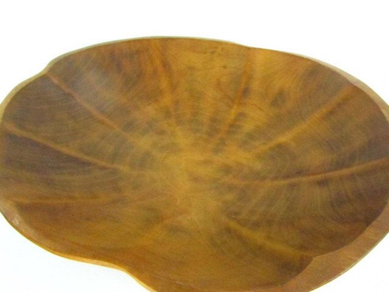 farmhouse modern kitchen serving bowl handmade OOAK bowl, rustic modern bowl vintage bowl wood bowl