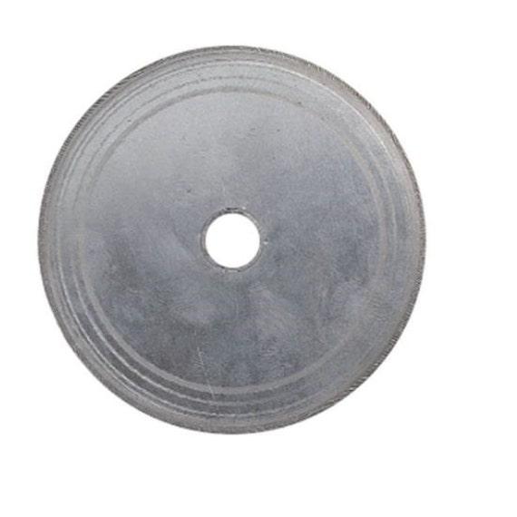 """6/"""" Value Thick Diamond Lapidary Trim Saw Blade 0.031 Kerf 5//8/"""" to 1//2/"""" Arbor"""