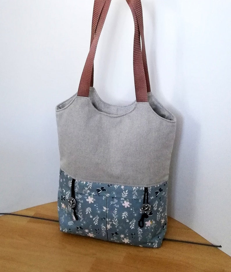 Schultertasche Handmade von Fi-Ma-KiS Shopper Oslo