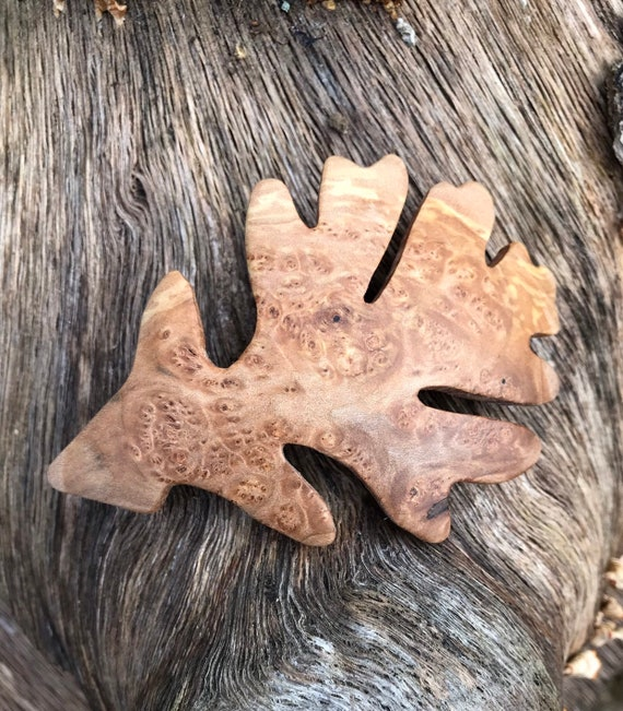 Oak Leaf hair Clip, 80mm French Clasp *bohemian,boho,bridesmaid,hair clip,hair pin,barrette,gift for her,gift for mom,gift for women,OOAK
