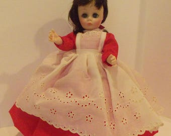 """Doll from the Louisa May Alcott Series-""""Jo"""""""
