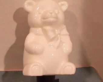 Bear Porcelain Night Light