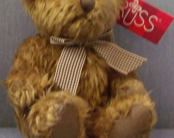 Russ Berry Bear Named Darby