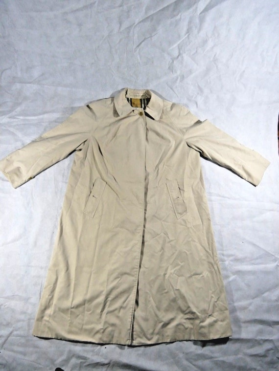 Vintage Burberry Trench Mac, Trench Coat Vintage Burberry