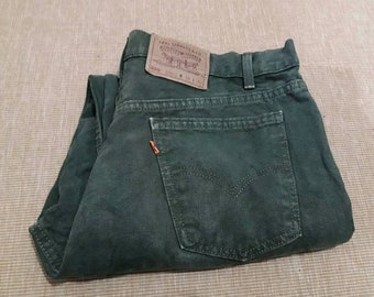 951481f45a Levis 555 jeans   Etsy