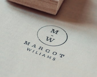 → Book & Library Stamps