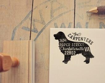 → Animal Address Stamps
