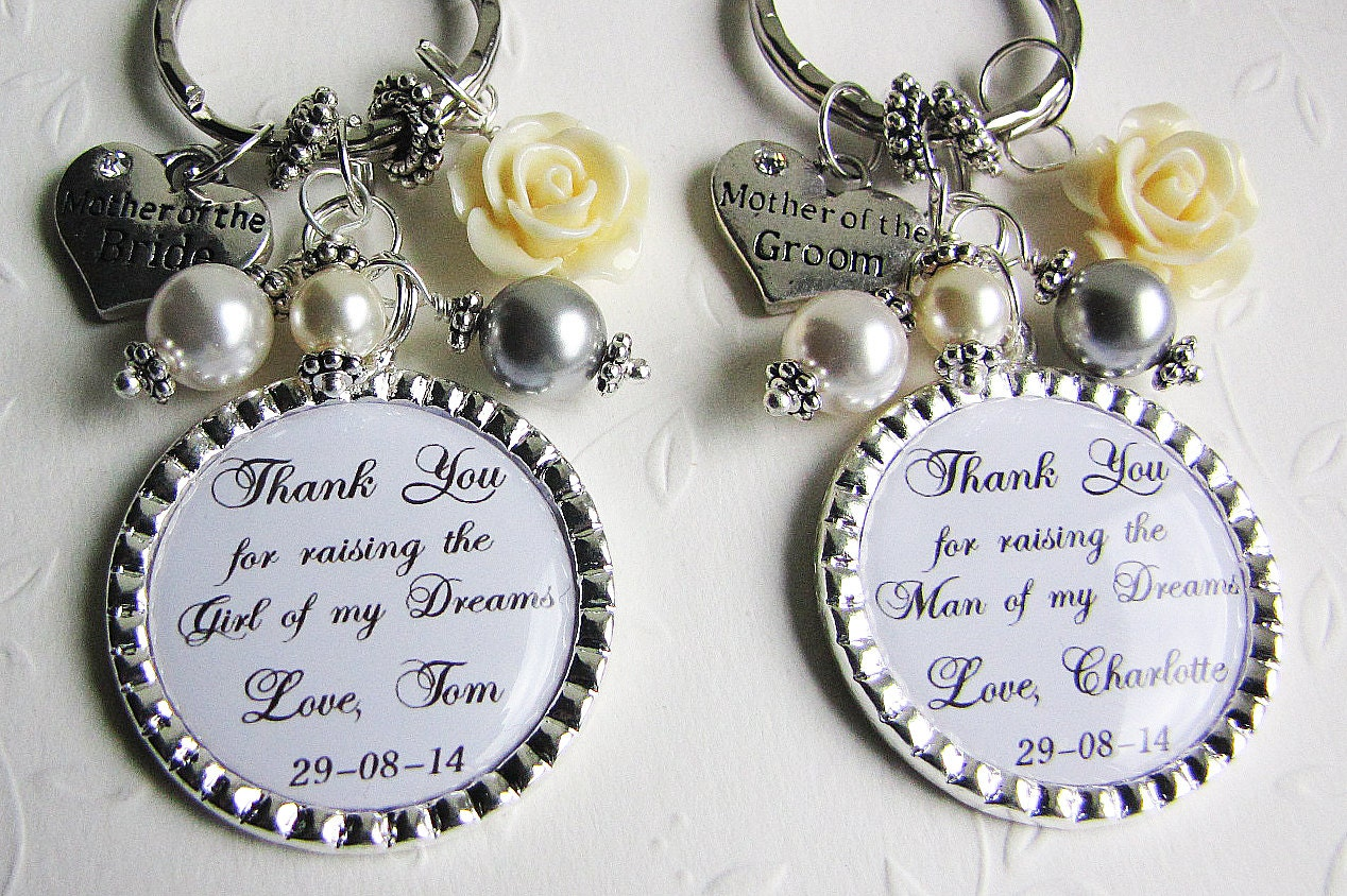 Personalized Wedding Gifts For Groom: Mother Of The Bride And Groom Gifts Set Of 2 Wedding Gifts