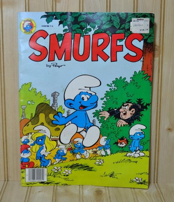 SMURFS 2 1982 MARVEL SERIES HIGH GRADE TV CARTOON