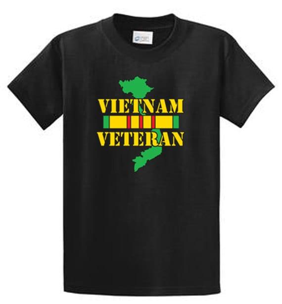 Vietnam Vet Hoodie Zip Up Sweatshirt S 4XLT Sizes Port /& Company 4XL Tall LT