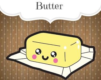 Butter cookie cutter