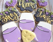 Stemless Wine Glass Cookie Cutter