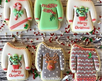 Sexy Sweater, girly Sweater cookie cutter