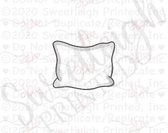 Pillow Cookie Cutter