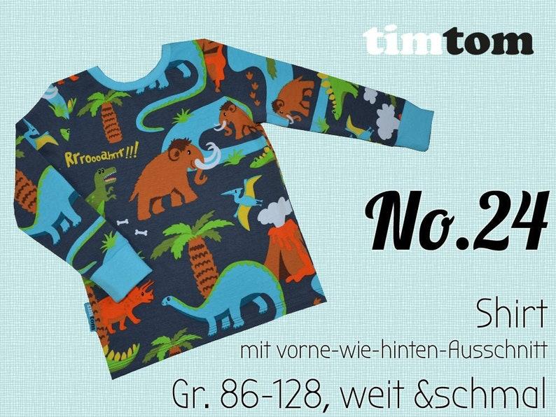 Ebook timtom No.24  Miko  Ebook Kindergartenshirt  image 0