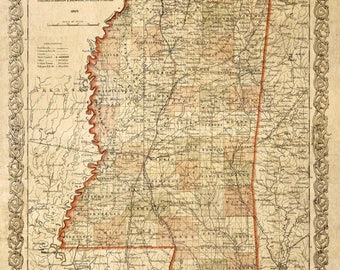 Mississippi map | Etsy on map of ga, map of am, map of ar, map of alabama, county map ms, map jackson ms, map of mo, map of al, map of louisiana, map of ic, map of mississippi, map of ky, map of arkansas, map of vb, map of usa, map of ia, map of fl, map of la, map of ca, map of mn,