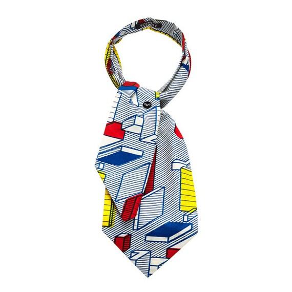 SCENERY LABEL Cravat Blocks