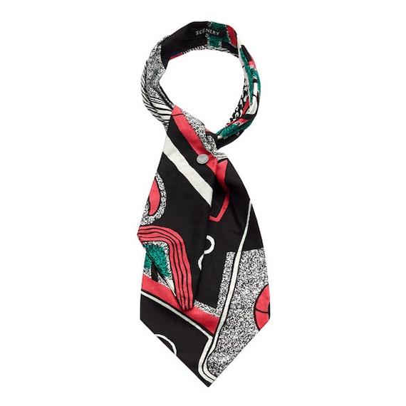 SCENERY LABEL Cravat Symbols