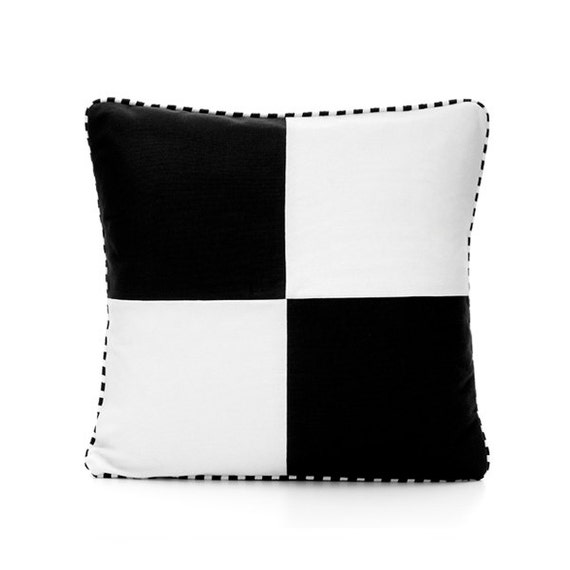 SCENERY LABEL Patchwork Cushion Quarters