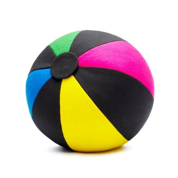 SCENERY LABEL Ball Cushion Felt