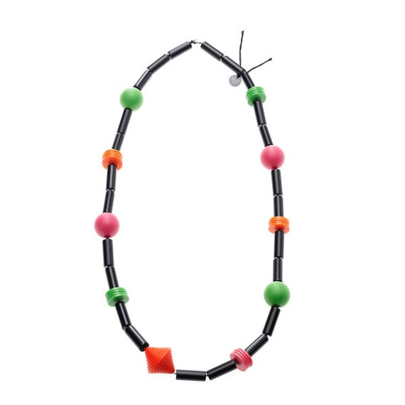 SCENERY LABEL Bead Necklace Watermelon