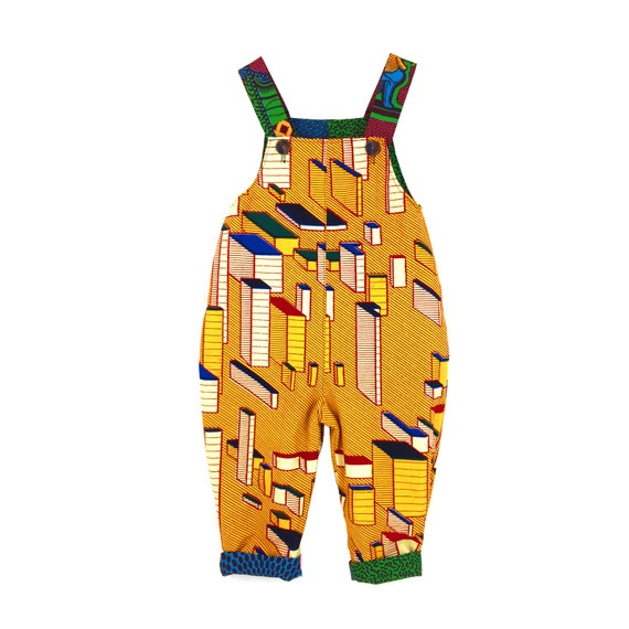 SCENERY LABEL Dungarees Blocks
