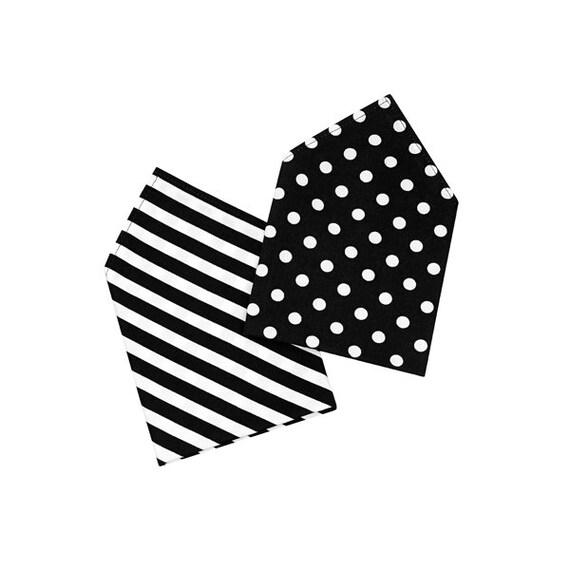 SCENERY LABEL Pocket Squares Spots