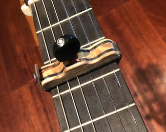 Handmade capo - Cejilla para guitarra + EXTRAS cdb0214ee0d