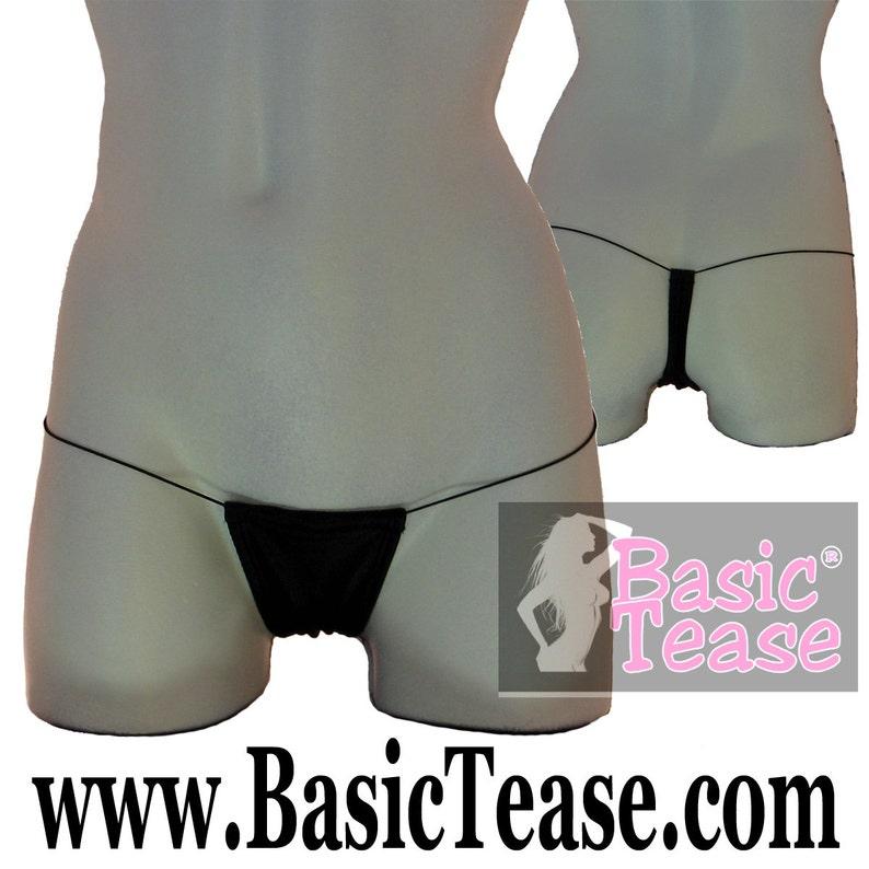 68530c513399 Super Low Rise Cord Thong / Stripper / Thong / Stripper Wear / | Etsy