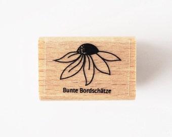 Stamp Sun Hat, Echinacea