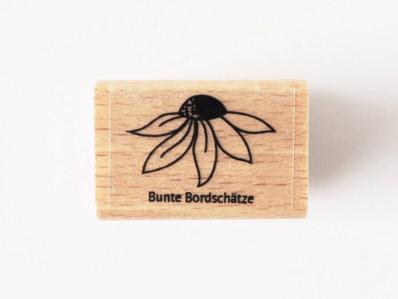 Stamp Sun Hat Echinacea image 0