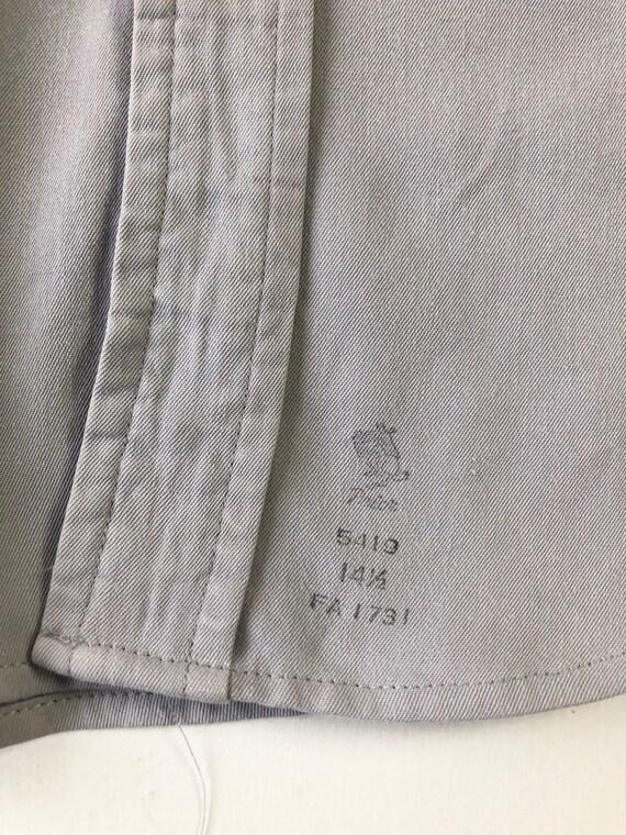 KILLER 1940's Prior Gabardine Western Shirt S - image 8