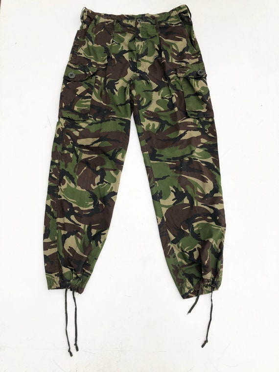 """1980s Army Camouflage Pants 34"""""""