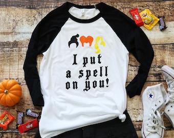 Hocus Pocus Shirt.