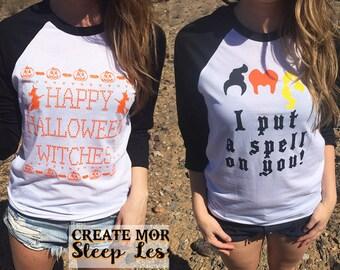 Halloween T-shirt.