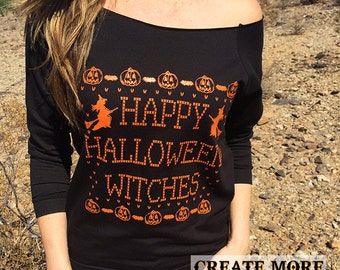 Happy Halloween Witches.