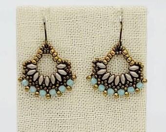 Fan Flare Earrings