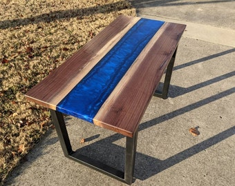 Your Custom Epoxy Resin Wood Table Top or Wall Art