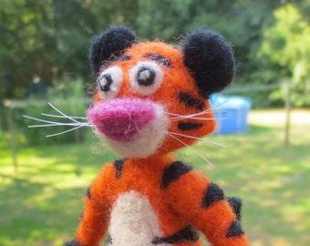 Needlefelt Tiger