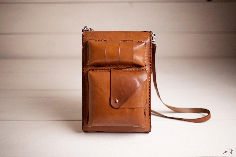 4d8903ecc76 Leather Backpack Satchel Laptop Bag Shoulder Bag Daypack | Etsy