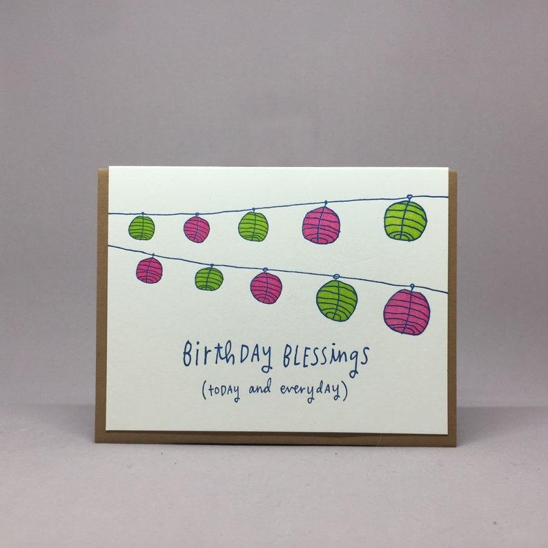Birthday Blessings image 0