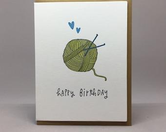 Birthday Yarn