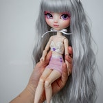 Kawaii Nurse (OOAK custom Pullip doll)