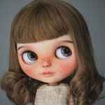 Genuine OOAK Neo Blythe doll - MARION (Vera Florentine, RBL+)