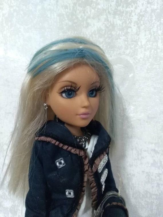 Rare Doll Wig Liv Mystixx Moxie Teenz Replacement Hair Etsy