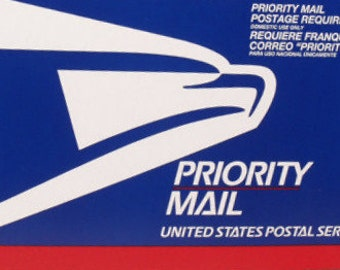 Upgrade shipping on your hair bow order to 2 day Priority Mail Shipping USPS